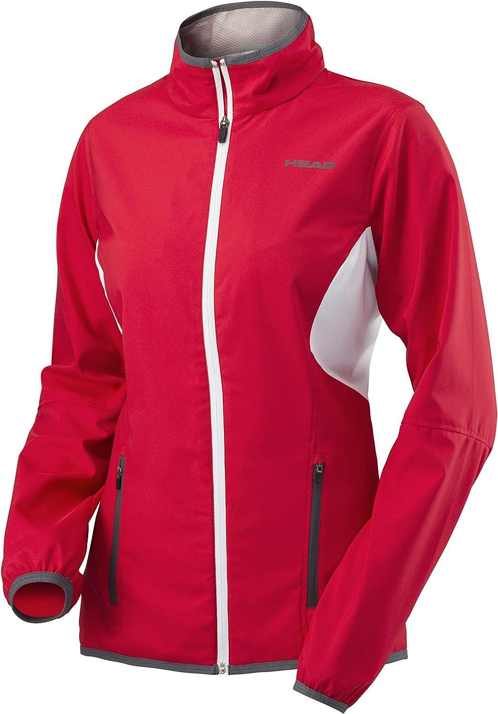 HEAD Damen Club Jacket Women Trainingsanz/üge