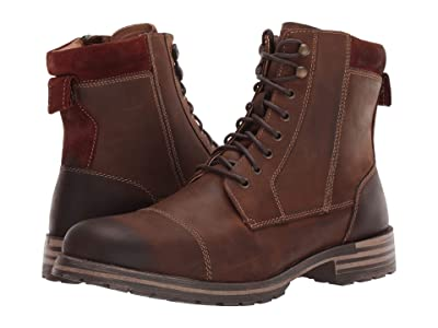 Lucky Brand Grover (Walnut Crazy Horse) Men