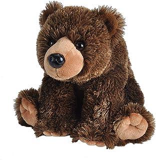 Wild Republic Grizzly Bear Plush Soft Toy, Cuddlekins Cuddly Toys, Gifts for Kids 30 cm