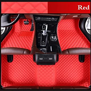 Tesla Model 3 LHD Floor Mats Custom Fit Full-edge Protection Suitable for All Weather Durable Odorless Sing Layer Floor Ma...