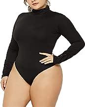 Best turtleneck bodysuit plus size Reviews