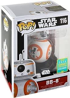 Star Wars - BB-8 Thumbs Up Episode VII The Force Awakens SDCC 2016 Pop! Vinyl