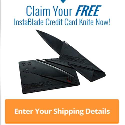 pink knife Coolest Knife You've Ever Seen