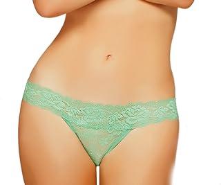 0cb64dddc1e3 Amazon.com: Greens - Panties / Women: Clothing, Shoes & Jewelry