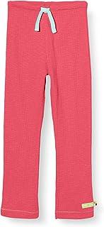 Loud + Proud Pant Waffle Knit Organic Cotton Pantalon Fille