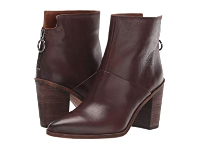 Franco Sarto Mack (Brown Leather) Women
