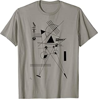 Kandinsky Drawing for Point and Line to Plane 1925 Artwork  T-Shirt