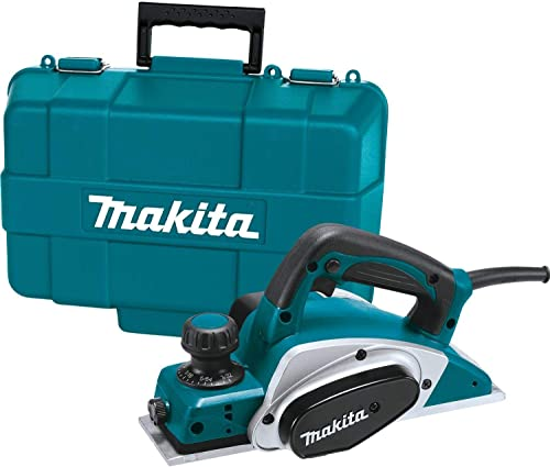 """discount Makita lowest KP0800K 3-1/4"""" Planer, with discount Tool Case , Blue online sale"""