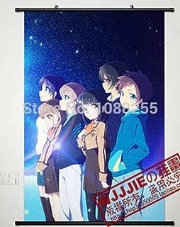 Anime family Anime Nagi no Asukara Home Decor Poster Wall Scroll