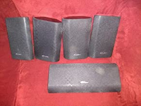 Replacement Speaker for Paramax P-510 5.1 Home Theater System (Front Right, Front Left, Side Right, Side Left)