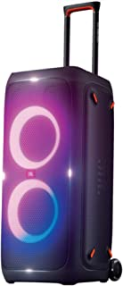 JBL Partybox 310 Portable Bluetooth Party Speaker with Dynamic Light Show, DJ Control Panel, Built-in Karaoke Mode & IPX4 ...