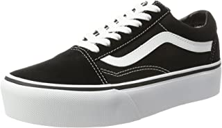 Vans Mens Old Skool Platform