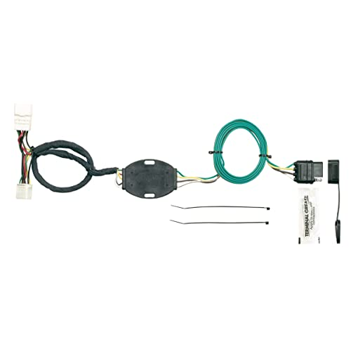 Miraculous Jeep Cherokee Trailer Wiring Harness Accessory Amazon Com Wiring Cloud Hisonuggs Outletorg