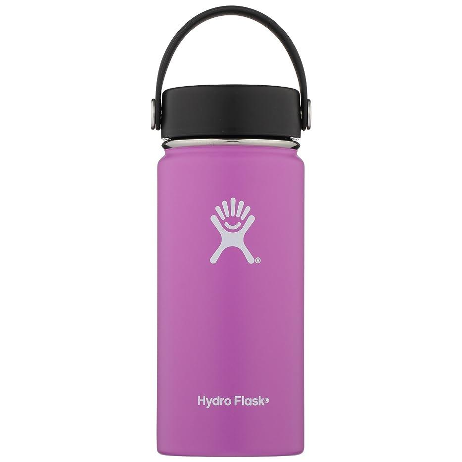 コウモリつぼみ相手Hydro Flask(ハイドロフラスク) HYDRATION_ワイド_16oz 473ml