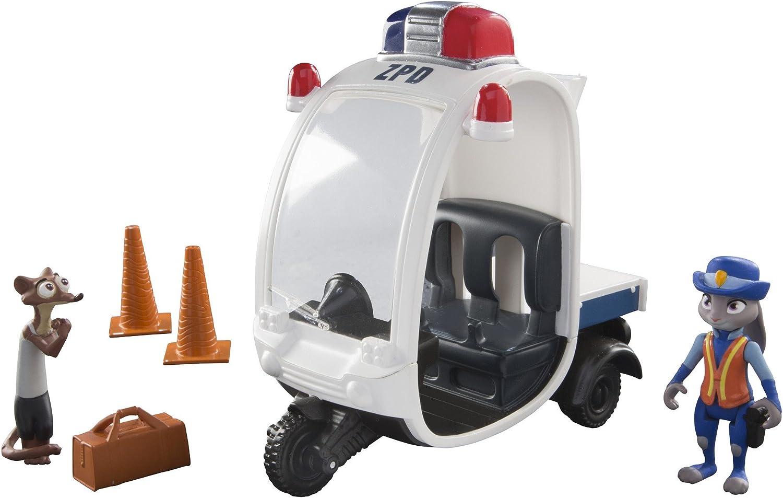 TOMY L70021EU - Zoomania Judys Politessenauto, Multi B016LBYIRW  Vielfältiges neues Design     | Genialität