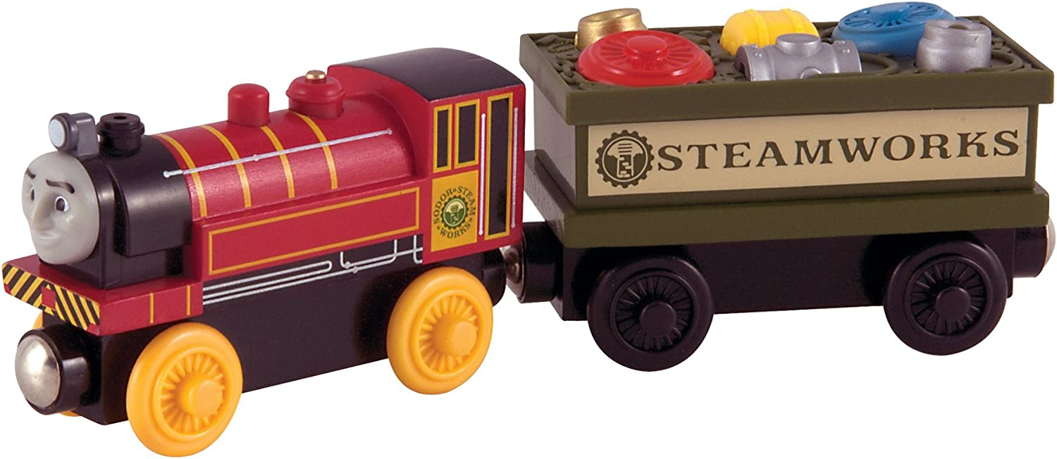 Thomas and Friends Wooden Railway Victor Engine - the Repair All items free shipping excellence
