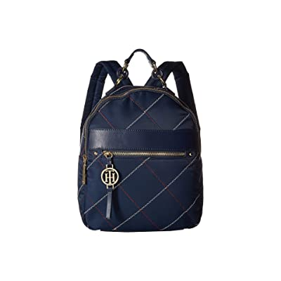 Tommy Hilfiger Rosie Backpack (Tommy Navy) Backpack Bags