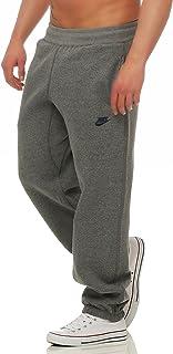 Nike Mens Joggers NKJG3 (Small, Dark Grey)
