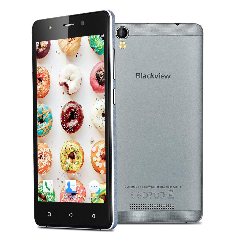 Blackview A8 - Smartphone móvil Libre Android (Pantalla 5.0 ...