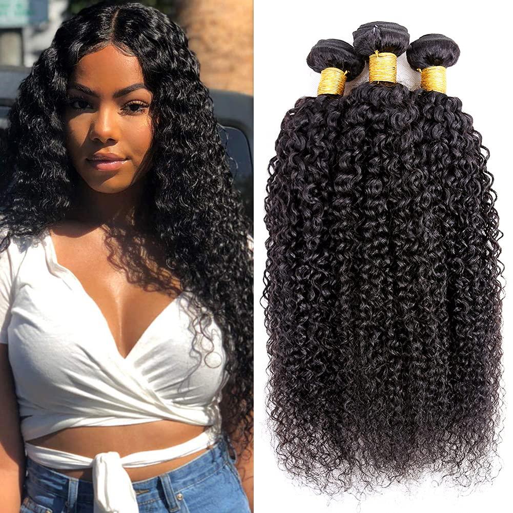 CLAROLAIR 9A Brazilian Curly Hair 3 10 Brazilia 8 Cheap sale Inch Latest item Bundles12