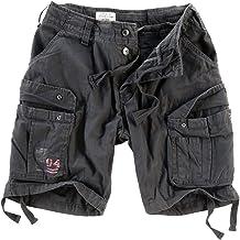 Delta Airborne Vintage Cargo - Pantalones cortos para hombre