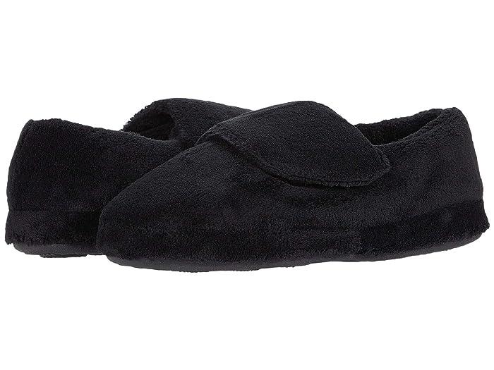 Acorn  Adjustable Wrap (Black) Mens Shoes