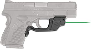 Crimson Trace LG-469 Laserguards with Heavy Duty Construction and Instinctive Activation for Springfield Armory XD-S, Defensive Shooting and Competition
