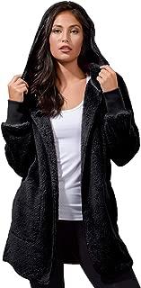 soft furry jacket