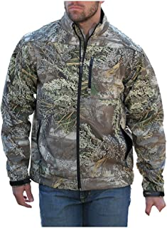 Cinch Men's Outdoor Realtree Max 1 Camo Printed with Concealed Carry Pockets