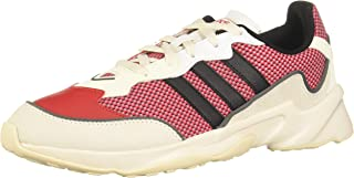 Adidas 20-20 FX Mixed Media Side Stripe Contrasting Lace-Up Running Shoes for Men