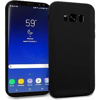 MyGadget Funda Slim para Samsung Galaxy S8 [2017] en Silicona TPU: Amazon.es: Electrónica