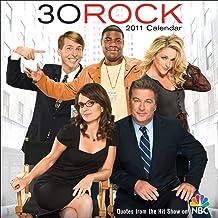 30 Rock 2011 Calendar