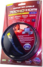Monster Cable 700HD High Speed HDMI Cable - 2 Meter (6.56 Ft)