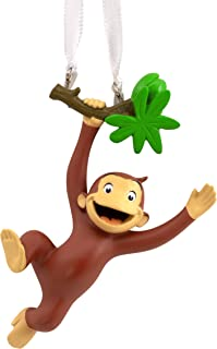 Best Hallmark Christmas Ornament, Curious George Review