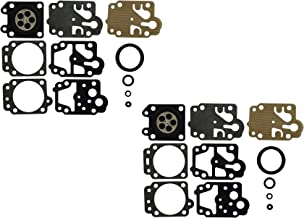 C/·T/·S Junta de carburador y Kit de diafragma sustituye a Walbro D21-WYK para Shindaiwa 5230//232//234 Oleomac-Efco Tanaka Kaaz-Mitsubishi