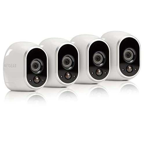 08bbbc41656897 Arlo - Wireless Home Security Camera System with Motion Detection   Night  vision, Indoor