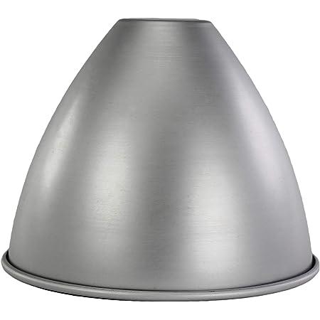 PME – Moule à gâteau DOLL07 en aluminium anodisé, 184 x 149 mm, argenté