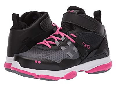 Ryka Devotion XT Mid (Black) Women