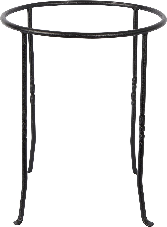 Achla Designs FB-14 Ring Wrought birdbath Bowl Fashionable Plant Metal Iron online shopping