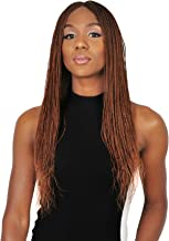 Micro Million Braid Wig - Color 30-22 Inches