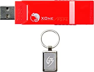 Gam3Gear Brook PS3 PS4 to Xbox One Super Converter Gaming Adapter with FREE Keychain