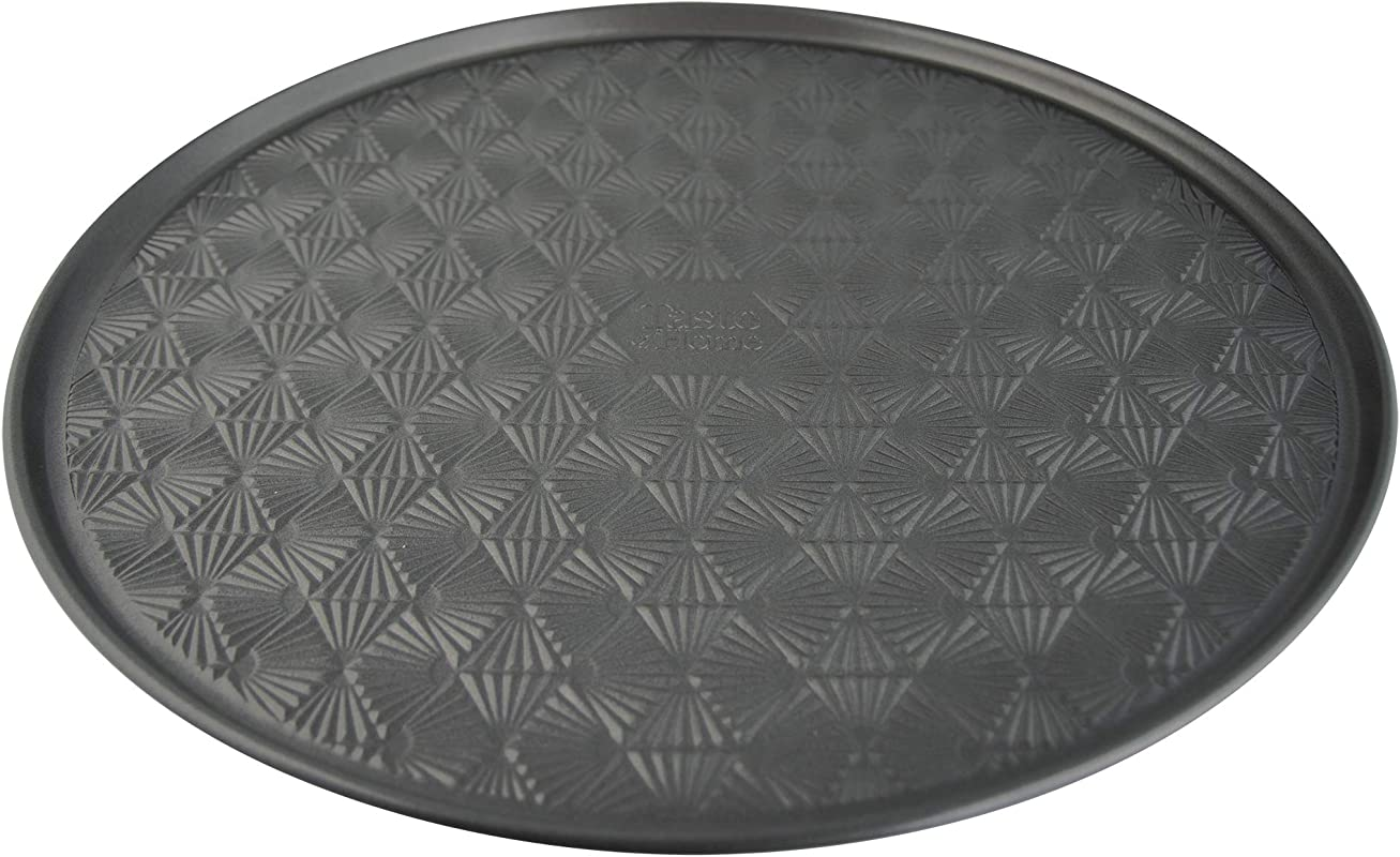 Taste Of Home 14 Inch Non Stick Metal Pizza Pan