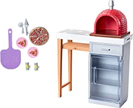 Barbie Pizza Oven Playset