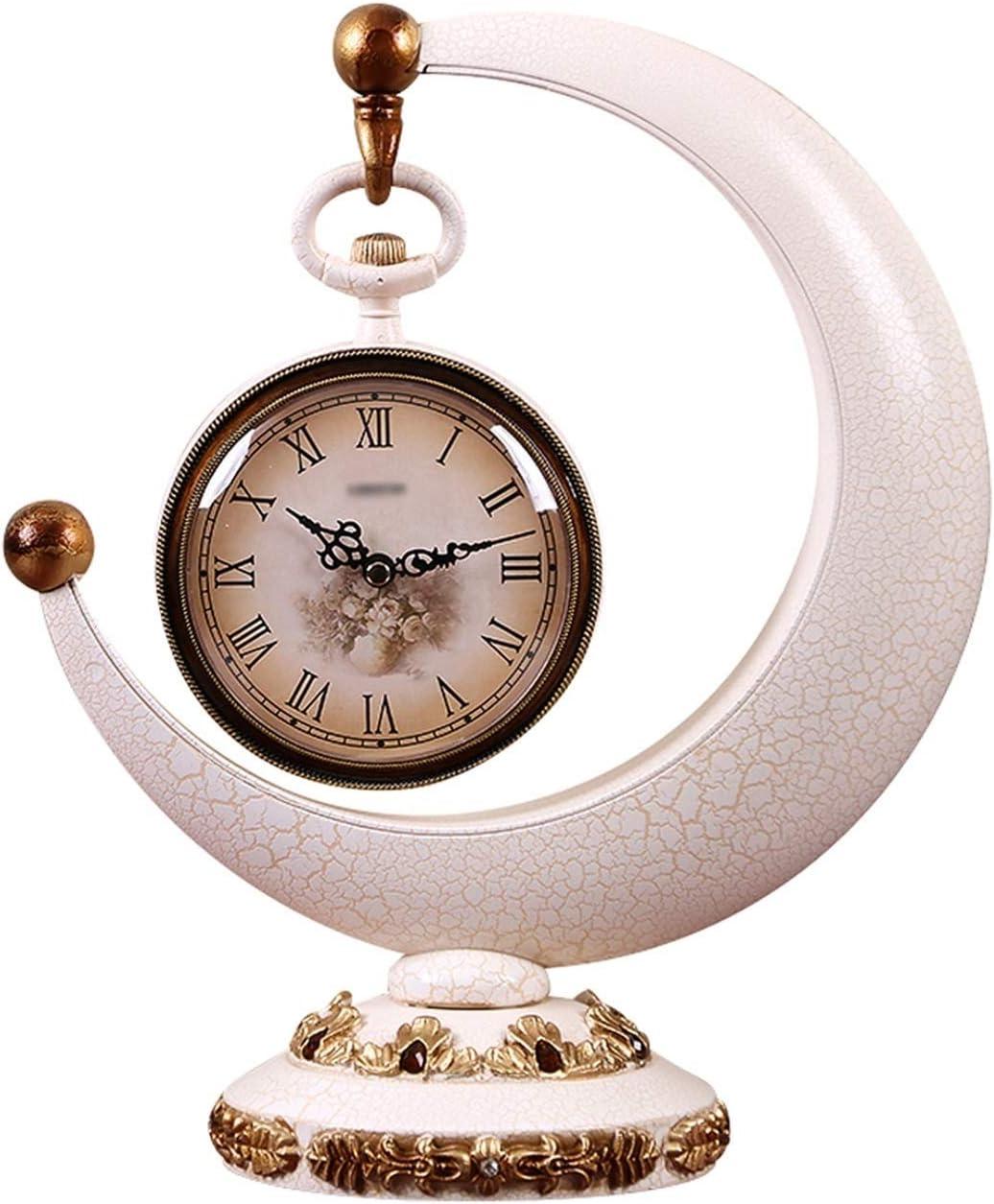 liushop Bedroom 25% OFF Alarm Clock Creativity 2021new shipping free Roman Numeral Cl Tabletop