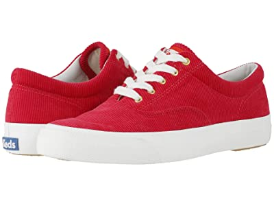Keds Anchor Corduroy (Red Corduroy) Women