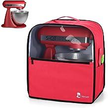 Yarwo Housse de Protection pour KitchenAid Robot, Housse pour Batteur sur Socle, Convient pour Le Batteur sur Socle de 4,3...