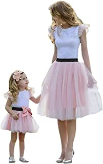 mom and baby daughter costumes