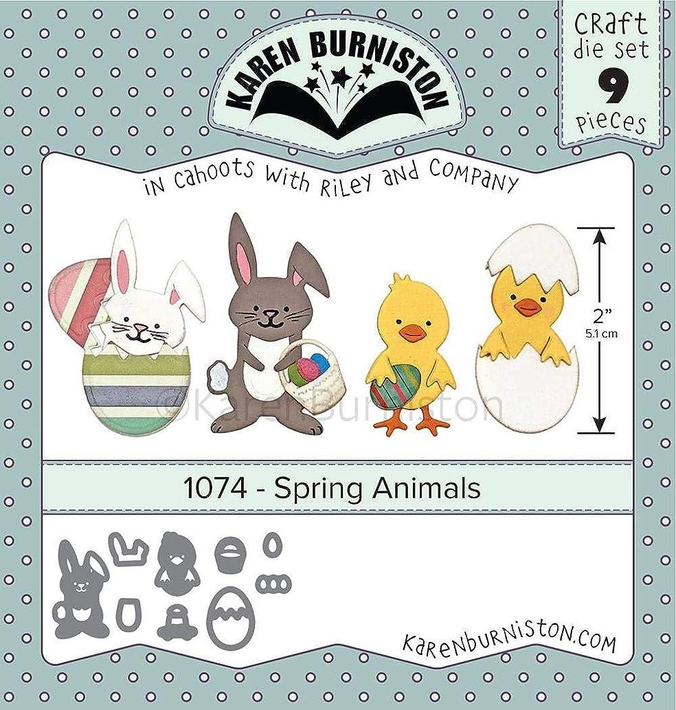 Karen Burniston Dies-spring Animals