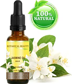 JASMINE OIL 100% Natural 0.33 Fl.oz.- 10 ml. For Skin, Hair and Nail Care.
