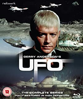 UFO: The Complete Series [Blu-ray] [Reino Unido]